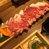 溶岩石焼 牛しん - 料理写真: