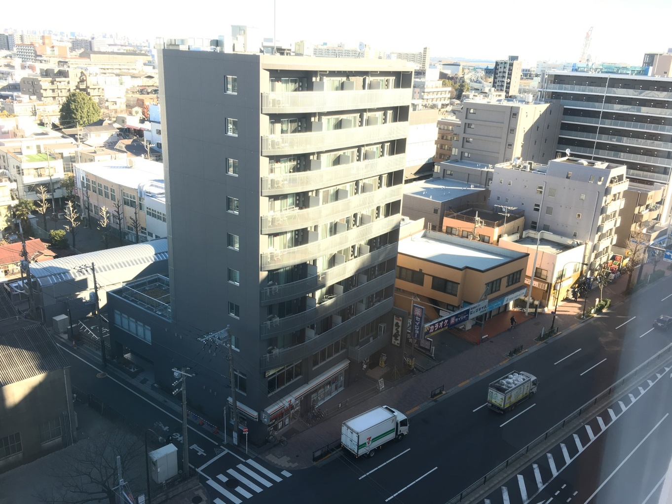 セブンイレブン 大田区東糀谷店