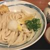 うどん麦清 - 料理写真:鶏モモ天ぷらぶっかけの大盛り780円