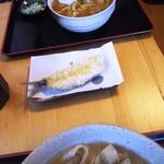 福助 - イワシ天ぷら