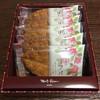 モンブランKOBE - 料理写真:神戸山茶花のリーフパイ 5枚 1080円