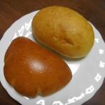 デュデスタン - フォカッチャ、濃厚ミルクのクリームパン