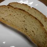 デュデスタン - ライ麦パン;断面