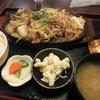 庶民の味方 ももたろう - 料理写真:ホルモン定食550円