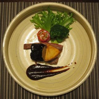 九兵衛旅館 - 料理写真:山形牛サーロイン一口ステーキ