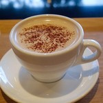 コーネルコーヒー - ホットチョコレート