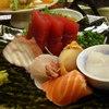 魚文 - 料理写真:造り