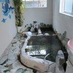 たかさき - この温泉は喫茶を利用した方のみが無料で入れる高崎さん自慢のお風呂です、喫茶を使うと無料で温泉に入れるなんてなんて素晴らしいんでしょう。