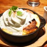 石釜 ベイクブレッド 茶房 タムタム - 石窯焼きフレンチトースト