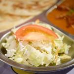 インド料理 MUTHU - サラダ