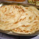 インド料理 MUTHU - パロタ