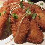 鮮魚と郷土料理の店 たつと - 日南鶏チキンカツ