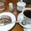 丸山珈琲 - 料理写真:珈琲とケーキ