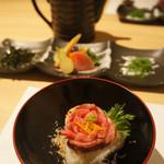 炭火ステーキ坂井 - 出汁茶漬け