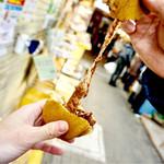 マルヤ製菓 - チョコもち @130円