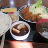 お食事処 白川大銀 - 料理写真:カキフライ定食