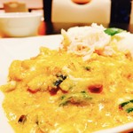 Thai Food Lounge DEE  - Poo Pad Pong Curry!!