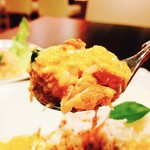 Thai Food Lounge DEE  - 蟹と玉子たっぷり♡