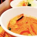 Thai Food Lounge DEE  - Tom yum goong!!