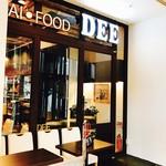 Thai Food Lounge DEE  - 入り口
