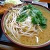 みはま食堂 - 料理写真:味噌そばセット