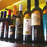 料理がさらにおいしくなるイタリア産・ワイン
