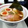 シレトコ麺s'ダイニング 叶旬 - 料理写真:上鮭ぶし魚介絞り(醤油)