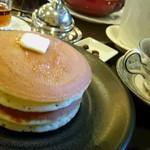 備屋珈琲店 - ほっとけーき、紅茶