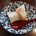 うなせん - 食後のデザート