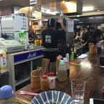 酒の奥田 - 店内