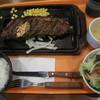 いきなりステーキ - 料理写真:サーロインステーキ300g2,250円+Bセット(ライス・サラダ・スープ)400円