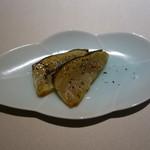 中国料理 東弦京 - 鰆の瞬間燻製