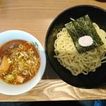 せたが屋 - 2016年12月 ひらつけ麺 780円