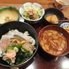 二代目山海 - 料理写真:海鮮丼\1030(17-01)