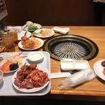 焼肉バイキング ウエスタン - 料理写真:バイキング