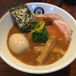 らーめん ごっつ - 「GOTTSUらーめん」980円