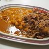 タブチ - 料理写真:牛丼&カレーの盛り合わせ 650円