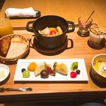 ザ キッチン カンラ - 洋風モーニング