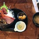 伊豆高原ビール本店レストラン - 海鮮どんぶり