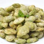 リトル成都 - ネギ香る揚げ空豆