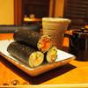 蕎麦 いち - 料理写真:蕎麦寿司の恵方巻。お試し価格850円
