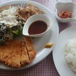 レストラン西厨房 - とんとんランチ(980円)
