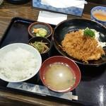 直ちゃん - 「元祖チキン南蛮定食 (900円)」