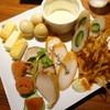 燻製バル けむパー - 料理写真:けむパーのおまかせ盛り