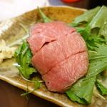 かんちゃん - 黒毛和牛ローストビーフ