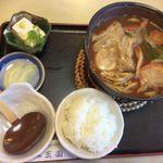 三国 - 定食。三国(愛知県安城市)食彩品館.jp撮影