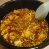 中国日隆園 - 料理写真:麻婆豆腐(食べ飲み放題)