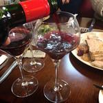 ビストロ ルパ - 赤ワイン