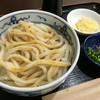きしうどん - 料理写真:しょうゆうどん