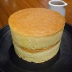 みじんこ - ホットケーキ